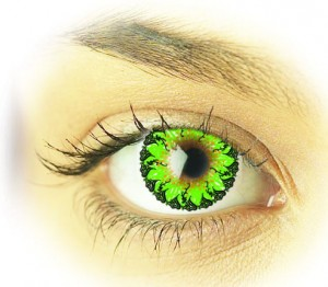 Color_Contact_Lens_Picasso_Green